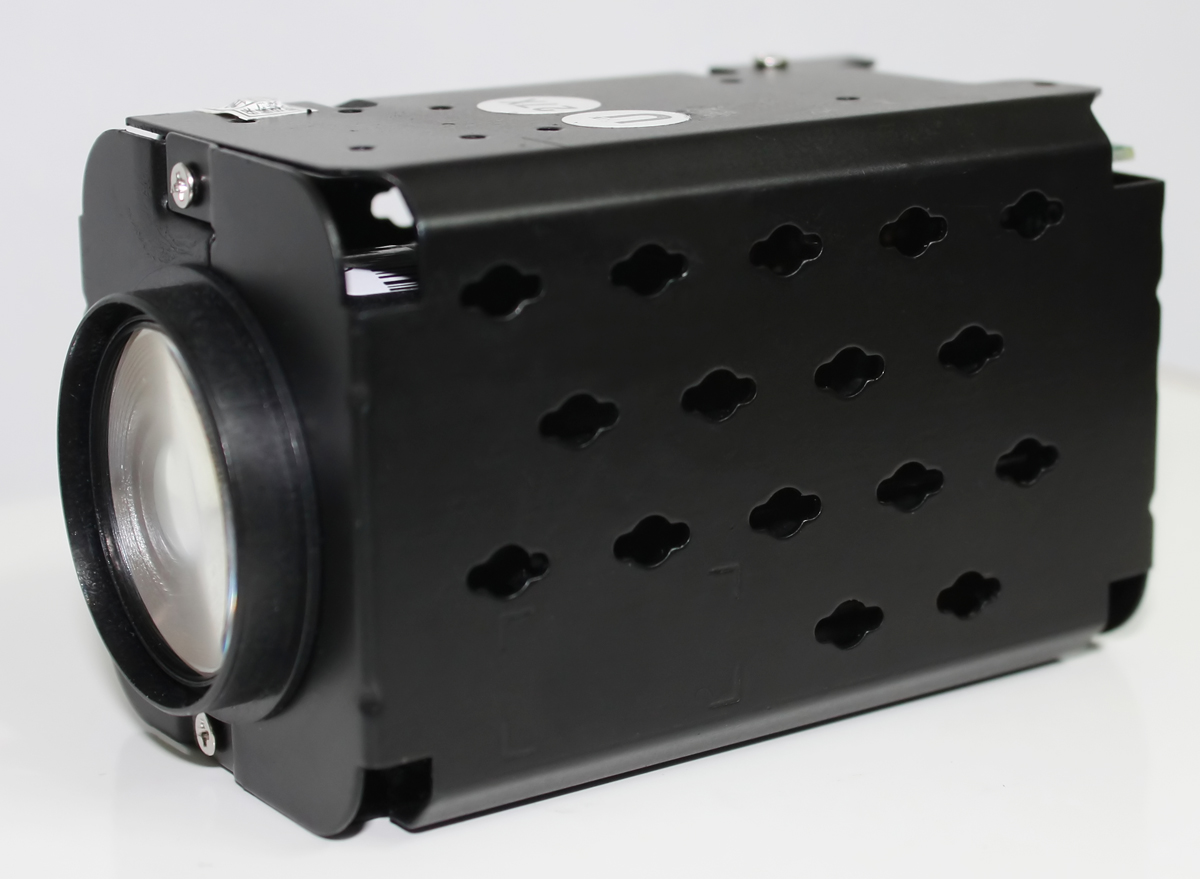 High Speed Zoom Camera 1/4 Sony Effio 540TVL Dual Filter