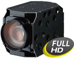 Hitachi DI-SC110 600TVL 18X IR CUT WDR 1/3 Ex-View Color CCD cctv camera