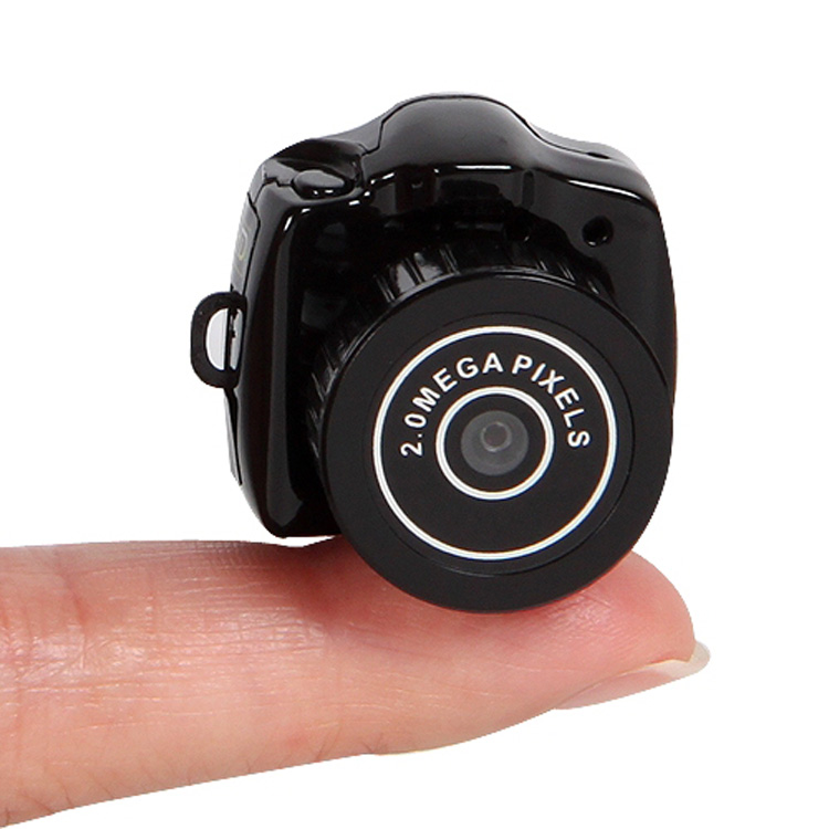 Smallest 2 million pixels Mini Camera Camcorder HD Video DVR Hidden Web Camera
