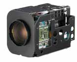 SONY FCB-EX48EP color ccd camera