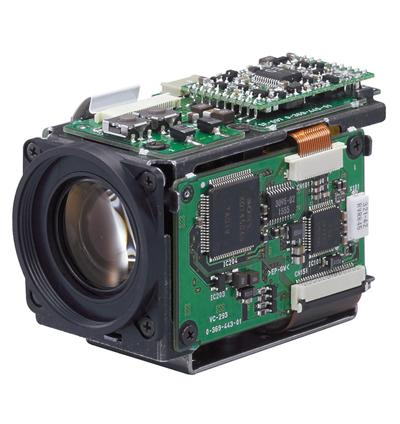 SONY FCB-IX10AP MINI 10X CCD Industrial Camera