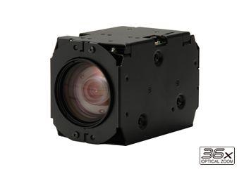 Panasonic GP-MS436 Super Dynamic Color Camera Module with 36x SD Module Camera