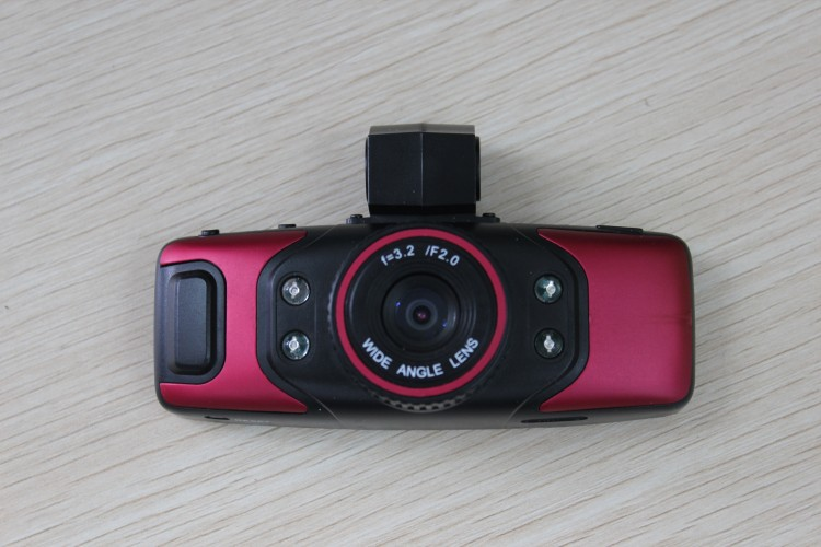 Night Vision 1080P HD Car DVR Recorder H.264 140 degrees Wide Angle