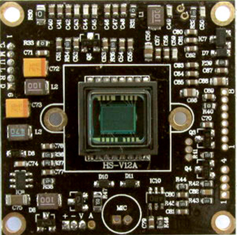Sony CCD 600 TVL Effio-E Board color OSD Camera