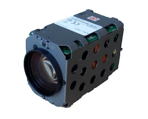 LG LM3223P IR 650TVL 1/4 CCD XDI-II ICR Color Module Camera