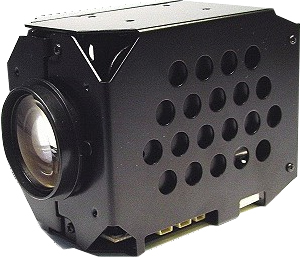 Wide dynamic function LG LM923W EX-View CCD camera