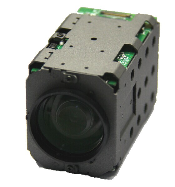LG LNM2810 HD 28X Color RS-232C TTL communication Zoom Module Camera