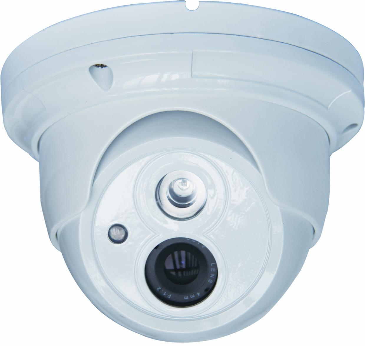 HD IR 1/3 CMOS Mega Pixel IP CCTV Camera