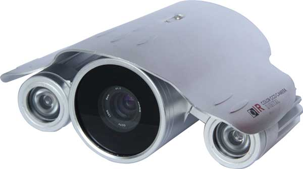 Array Million HD IR IP Network Webcam With Flying Wing