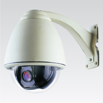 Monolayer Indoor Intelligent Middle Speed Dome Camera