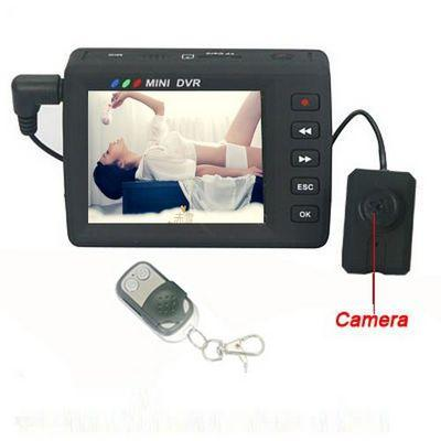2.5 inch MINI DVR Portable Spy Video Camera DV Recorder