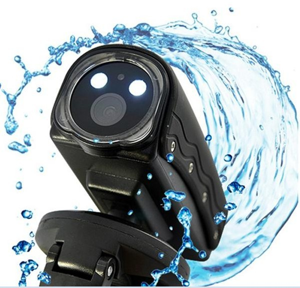 IR HD 1280P 30M Waterproof Mini Waterproof Sports Action Camera with Motion Detector