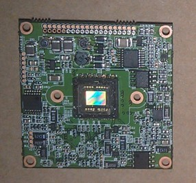 Original Samsung brand 1/3 sony CCD PCB Board Camera