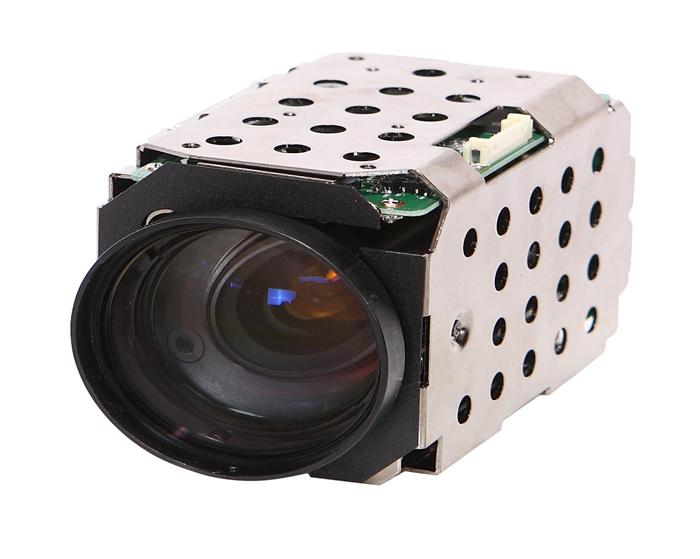 Samsung SDM-371P/SCM-2371P BLC/HLC 37X CCTV Zoom Camera