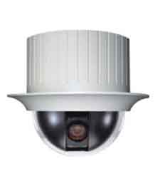 Embedded installation Indoor Middle Speed Dome Camera