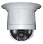 Ceiling installation Indoor PTZ High Speed Dome Camera