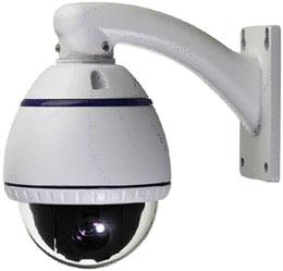 PTZ Indoor Dome Camera + Chinese Camera