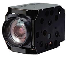 Hitachi VK-S654N NTSC CCTV Camera With 35X WDR Zoom Camera