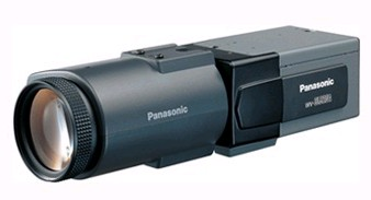Panasonic WV-CL934 1/2 CCD Day/Night Camera AC/DC