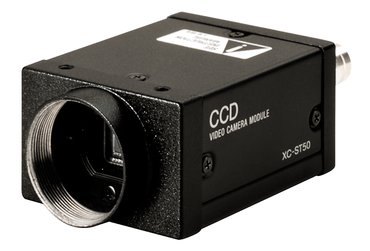 Sony XC-ST50 1/2 Type CCD B/W Camera EIA Industrial Camera